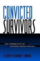 Convicted Survivors PDF