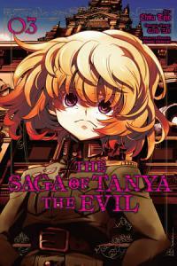 The Saga of Tanya the Evil  Vol  3  manga  PDF