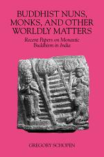 Buddhist Nuns, Monks, and Other Worldly Matters