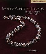 Beaded Chain Mail Jewelry
