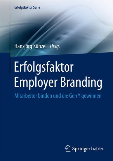 Erfolgsfaktor Employer Branding PDF