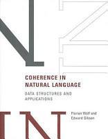 Coherence in Natural Language PDF