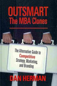 Outsmart the MBA Clones Book