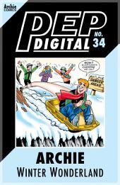 Pep Digital Vol. 034: Archie: Winter Wonderland