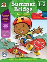 Summer Bridge Activities    Grades 1   2 PDF