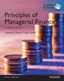 Principles of Managerial Finance  Global Edition PDF