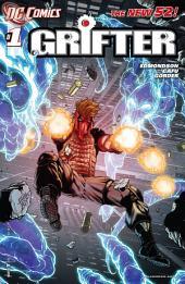 Grifter (2012-) #1
