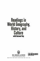 Social Studies PDF