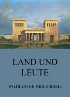 Land und Leute PDF