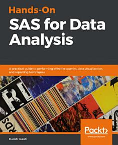 Hands On SAS for Data Analysis PDF