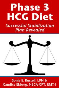 Phase 3 HCG Diet Book