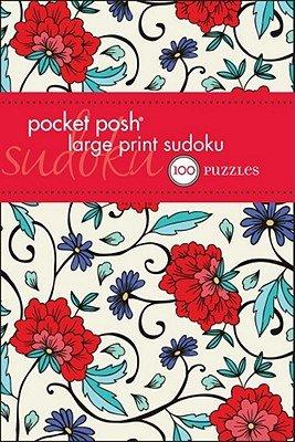 Pocket Posh Large Print Sudoku PDF