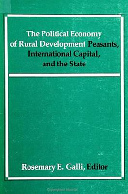 Political Economy of Rural Development PDF