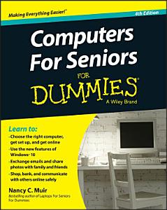 Computers For Seniors For Dummies Book
