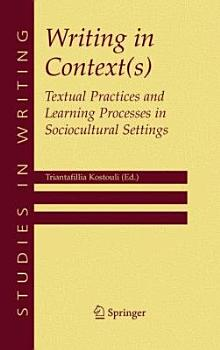Writing in Context s  PDF
