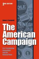 The American Campaign  Second Edition PDF
