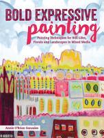 Bold Expressive Painting PDF