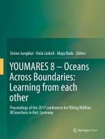 YOUMARES 8     Oceans Across Boundaries  Learning from each other PDF