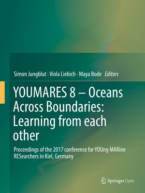 YOUMARES 8 – Oceans Across Boundaries: Learning from each other