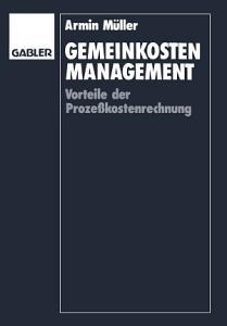 Gemeinkosten Management PDF