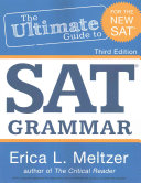 The Ultimate Guide To Sat Grammar Book PDF