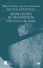 Hong Kong in Transition