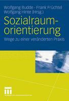 Sozialraumorientierung PDF