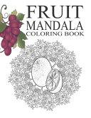 Fruits Mandalas Coloring Book