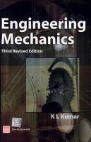 Engineering Mechanics 3e PDF