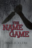 The Name Game PDF