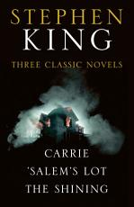 Stephen King Three Classic Novels Box Set