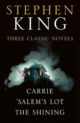 Stephen King Three Classic Novels Box Set
