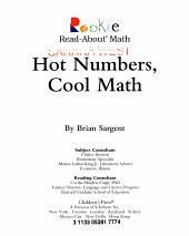 Hot Numbers  Cool Math PDF