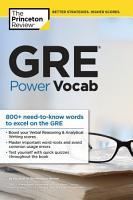 GRE Power Vocab PDF