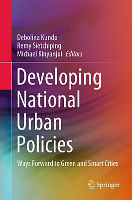 Developing National Urban Policies