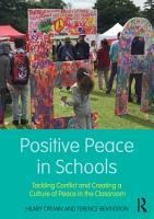 Positive Peace in Schools PDF