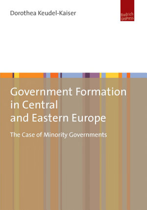 Government Formation in Central and Eastern Europe PDF
