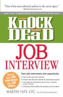 Knock  em Dead Job Interview PDF