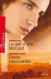 Le défi d'une McCord - Désirs inavouables: T5 - Saga des Foley et McCord