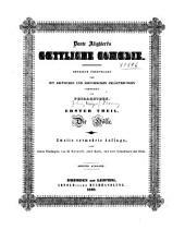Dante Alighieri's Goettliche Comoedie: Band 1