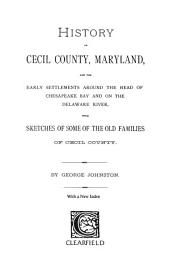 History of Cecil County, Maryland