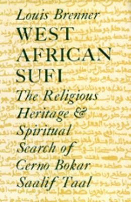 Download West African Sufi Book