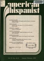 American Hispanist PDF