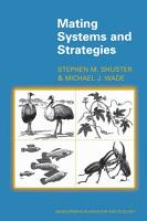 Mating Systems and Strategies PDF
