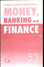 Academic Foundation S Bulletin On Money  Banking And Finance Volume  53 Analysis  Reports  Policy Documents PDF