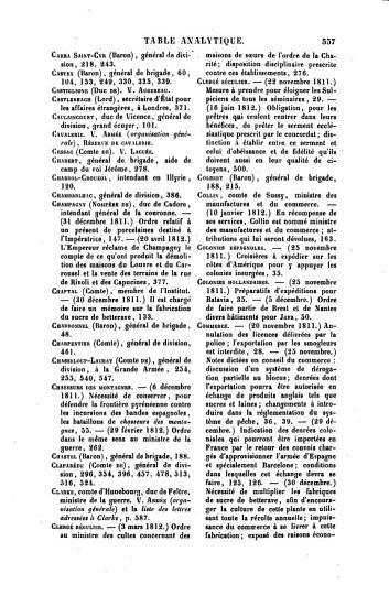 Correspondance de Napol  on Ier  23 PDF