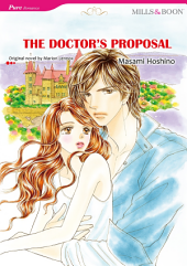 THE DOCTOR'S PROPOSAL: Mills & Boon Comics