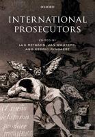 International Prosecutors PDF