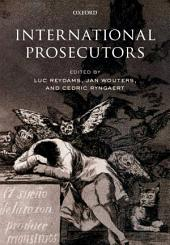International Prosecutors