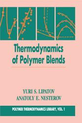 Thermodynamics Of Polymer Blends Volume I Book PDF